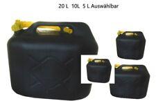 Benzinkanister Kraftstoff Kanister Diesel TÜV/UN 20L 10L 5L Auswählbar