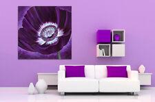 3D Purple Petals 56 Wall Stickers Vinyl Murals Wall Print Decal AJSTORE UK Lemon