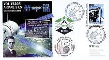 "VA205LT2 FDC KOUROU ""ARIANE 5 Rocket - Flight 205 / ATV-3 Edoardo Amaldi"" 2012"