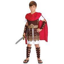 Gladiator Roman Warrior Boys Costume 7 Pce Book Week History Movie Spartacus