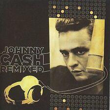 NEW Johnny Cash Remixed (Audio CD)