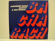 ALEKSANDER MAZUR QUARTET NOVI SINGERS BACHARACH LP 3769