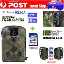 8GB/16GB Ltl Acorn 5210A 12MP Hunting Trai Scounting Game Camera 940NM Farm Cam