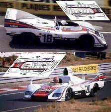 Calcas Porsche 936 Le Mans 1976 18 20 1:32 1:43 1:24 1:18 slot decals
