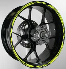 Wheel Rim Stripes Tape Decals Suzuki gsxr 1000 600 750 250r 650 sv gsx r s r600