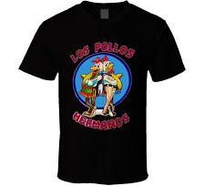 Los Pollos Hermanos Chicken Breaking Bad T Shirt