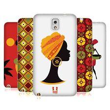 HEAD CASE MOTIFS AFRICAINS- SERIE 1 ÉTUI COQUE EN GEL POUR SAMSUNG TÉLÉPHONES 2