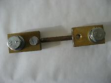 1 Shunt 80A 60mV 0.5 Q Length: 3 7/8in