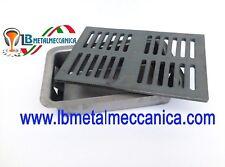 Cassetto,Griglia,cenere,Stampato,acciaio,termo,camino,clam,LB-BOX35 30,5x21 cm