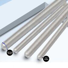 G304 Stainless Left Hand Threaded/Fine Threaded Screw Rod M4/M5/M6/M8/M10-M24