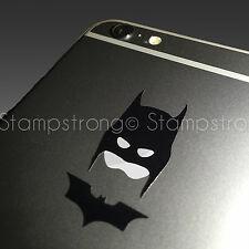 BATMAN DARK KNIGHT Sticker Decal for iPhone 4S 5 5C 5S 6 PLUS Apple Logo