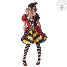 Queen of Hearts Kostüm Herzkönigin Alice im Wunderland Rubies 12381024813