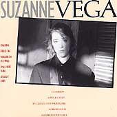 Suzanne Vega - Suzanne Vega  (CD) . FREE UK P+P ................................