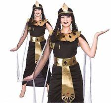 Charmant Cléopâtre Femmes Déguisement Costume Égyptienne Egypte UK 6-24