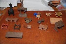 Playmobil medieval oeste granja farma western ritter knight