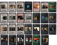 Star Wars CCG Jabba's Palace Rare Cards Part 2/3