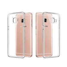para Samsung Galaxy J2 Pro 2018 J250 NUEVO GEL TRANSPARENTE Funda de teléfono +