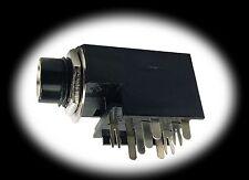 Jack Socket 1/4in 6.35 mm PCB FENDER Ampli' 88 -'99 Deville DELUXE HOT ROD etc