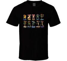 Metroid Samus Evolution Retro T Shirt