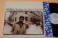 GEORGE MC CRAE:LP-DISCO MUSIC 1°ST ORIG USA 1976 NM !!