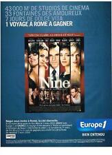 PUBLICITE ADVERTISING   2010   EUROPE1  radio  1 VOYAGE A GAGNER
