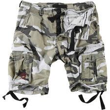 SURPLUS Bermuda Pantaloncini uomo militare AIRBORNE VINTAGE SHORTS Urban 3XL