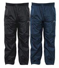 Regatta Active Waterproof Breathable Over Trousers Built in Packaway Pocket Bag