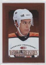 1997-98 Donruss Preferred #190 Dainius Zubrus Philadelphia Flyers Hockey Card
