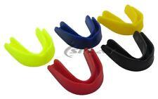 Mundschutz gumguard Schutz Kampf Boxen Muay Thai-Gummi-Schild