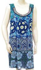 Pour Sur Robes Polyester FemmeAchetez Desigual Bleus Ebay En X0PwON8nZk