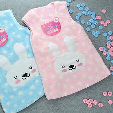 New Made in Korea Rabbit Microfiber Vest for Children Boy Girl _ MLG-3096
