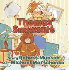 Thomas' Snowsuit-ExLibrary