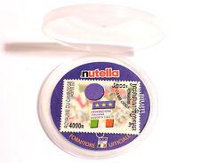 NUTELLA - FRANCOBOLLO FEDERAZIONE ITALIANA GIOCO CALCIO - 2001