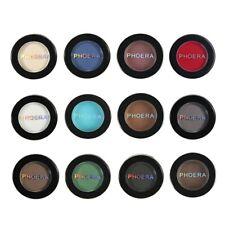 Phoera 12 Colors Natural Matte Eye Shadow Waterproof Palette Pigment Nude E E8Z8