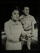 Robert Burr Schofield Barracks Original Signed Autographed Theatre Photo 131E