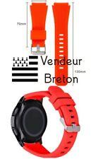 Bracelet Montre Bande Silicone Samsung  Gear S3 Sport homme, femme