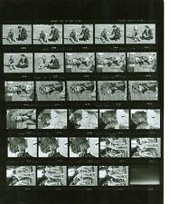 CHRISTOPHER GEORGE BROOKE BUNDY A BEAUTIFUL KILLING 1973 ABC TV PHOTO PROOFSHEET
