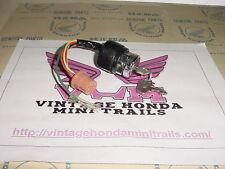 VINTAGE HONDA NOS SL70 KEY SWITCH ON OFF IGNITION SWITCH SL70K1 XL70 1973 1974