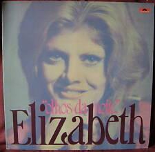 Elizabeth Olhos da Noite 1978 Polydor