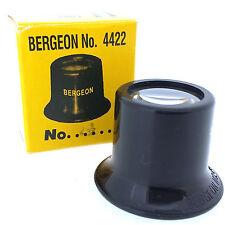 Bergeon 4422 watchmakers eye loup magnifier