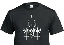 Vothana T-Shirt black metal
