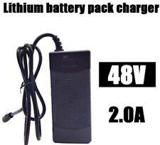 48V 2A Charger Battery Pack 54.6v 2a Constant Pressure LED Indicator Charger