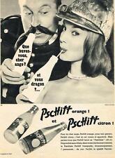 PUBLICITE ADVERTISING   1957   PSCHITT  soda