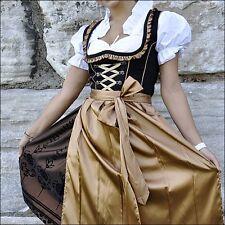 043.Dirndl Trachtenkleid 3Tlg. Oktoberfest Gr.34 bis 52 !! ORIGINAL LIFOS!!