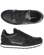 Emporio Armani Shoes Sneaker % Man Black X4X215XL198-A792