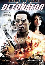 The Detonator (DVD 2006) Wesley Snipes, Silvia Colloca, Tim Dutton, William Hope