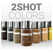 DOREME Microblading Pigment 2 SHOT Permament Makeup, Micropigmentation 10ml