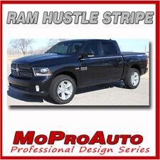 Dodge Ram 2010 Hood Spears & Sides Vinyl Graphics Decals - 3M Pro Stripes A12