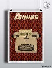 THE SHINING (Typewriter) - Minimalist Movie Poster Posteritty Kubrick Carpet