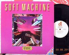 SOFT MACHINE - Memories - Original 1982 US LP - Mint-!